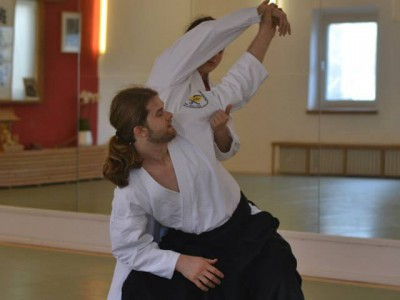 14. Ukemi-Lehrgang mit Fabian Horn, 5. Dan