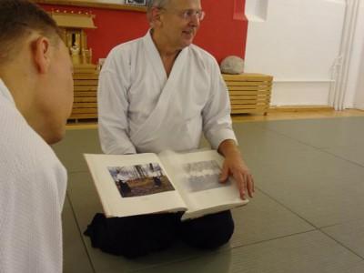 Lehrgang mit / Seminar with Wolfgang Baumgartner-Sensei (7. Dan)