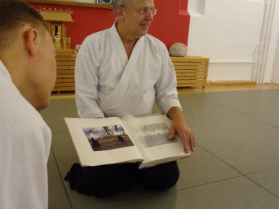 Fukushidoin Course – Assistant Instructor Certification mit Wolfgang Baumgartner Sensei, 7. Dan